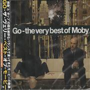 Click here for more info about 'Moby - Go: The Best Of Moby'