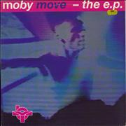 Click here for more info about 'Moby - Move - The E.P.'