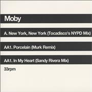 Click here for more info about 'Moby - New York New York - Remixes'