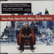 Click here for more info about 'Moby - New York, New York'