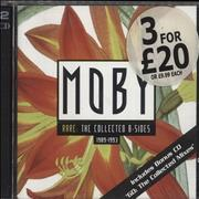 Click here for more info about 'Moby - Rare: The Collected B-Sides 1989-1993'