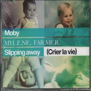 Click here for more info about 'Moby - Slipping Away (Crier La Vie)'
