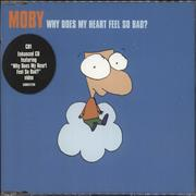 Click here for more info about 'Moby - Why Does My Heart Feel So Bad? - CD1'