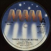 Click here for more info about 'Modern Man - Things Could Be Better'