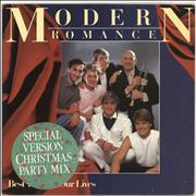 Click here for more info about 'Modern Romance - Best Years Of Our Lives - Special Xmas Party Mix'