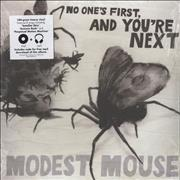 Click here for more info about 'Modest Mouse - No One's First, And You're Next - 180gm'