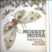 Click here for more info about 'Modest Mouse - Perpetual Motion Machine - Limited Red Vinyl'