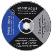 Click here for more info about 'Modest Mouse - The Lonesome Crowded West'