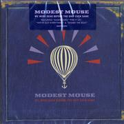 Click here for more info about 'Modest Mouse - We Were Dead Before The Ship Even Sunk - Sealed - Promo Stickered'