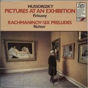 Click here for more info about 'Various-Classical & Orchestral - Mussorgsky: Pictures At An Exhibition / Rachmaninov: Six Preludes'