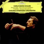 Click here for more info about 'Chicago Symphony Orchestra - Mussorgsky: Pictures At An Exhibition / Prokoviev: Classical Symphony'