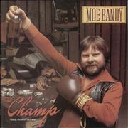 Click here for more info about 'Moe Bandy - The Champ'