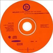 Mojave 3 Love Songs On The Road USA CD single Promo