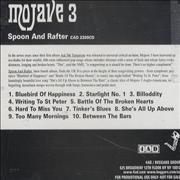 Click here for more info about 'Mojave 3 - Spoon And Rafter'