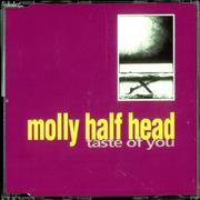 Click here for more info about 'Molly Half Head - Taste Of You'