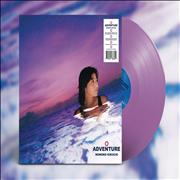 Click here for more info about 'Momoko Kikuchi - Adventure - Coloured Vinyl'