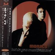 Click here for more info about 'Monaco - What Do You Want From Me?'