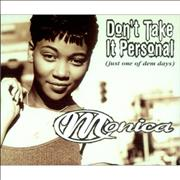 Click here for more info about 'Monica - Don't Take It Personal'