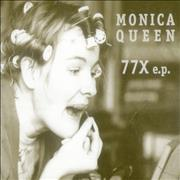 Click here for more info about 'Monica Queen - 77x e.p.'