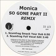 Click here for more info about 'Monica - So Gone Part II Remix'