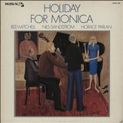 Click here for more info about 'Monica Zetterlund - Holiday For Monica'