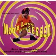 Click here for more info about 'Monie Love - Born To B.R.E.E.D.'