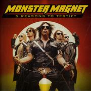 Click here for more info about 'Monster Magnet - 5 Reasons To Testify'