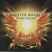 Click here for more info about 'Monster Magnet - Heads Explode'