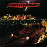 Click here for more info about 'Monster Magnet - Let It Ride'