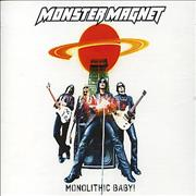 Click here for more info about 'Monster Magnet - Monolithic Baby!'