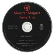 Click here for more info about 'Monster Magnet - Powertrip - Interview CD'