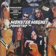 Click here for more info about 'Monster Magnet - Powertrip'