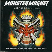 Click here for more info about 'Monster Magnet - Unbroken (Hotel Baby)'