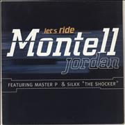 Click here for more info about 'Montell Jordan - Let's Ride'