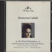 Click here for more info about 'Montserrat Caballe - Her Finest Performances'