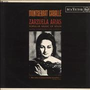 Click here for more info about 'Montserrat Caballe - Zarzuela Arias (Popular Music Of Spain)'