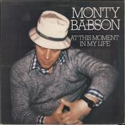 Click here for more info about 'Monty Babson - At This Moment In My Life'