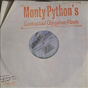 Click here for more info about 'Monty Python - Contractual Obligation Album - 1st'
