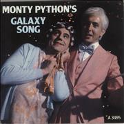 Click here for more info about 'Monty Python - Galaxy Song - Promo - 1st Label Variation'