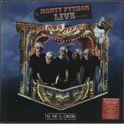 Click here for more info about 'Monty Python - Live (Mostly): One Down Five To Go - Sealed Deluxe Edition'