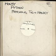 Click here for more info about 'Monty Python - Matching Tie And Handkerchief - Test Pressing'