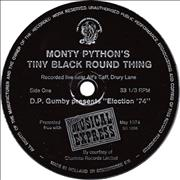 Click here for more info about 'Monty Python - Monty Python's Tiny Black Round Thing'