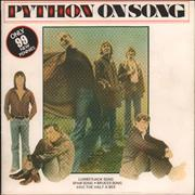 Click here for more info about 'Monty Python - Python On Song - Doublepack'