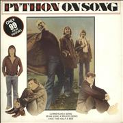 Click here for more info about 'Monty Python - Python On Song - EX'