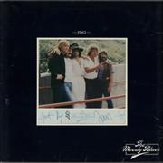 Click here for more info about 'Moody Blues - 1983 Calendar - Autographed'