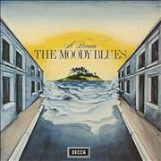 Click here for more info about 'Moody Blues - A Dream'