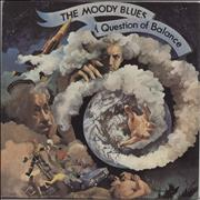 Click here for more info about 'Moody Blues - A Question Of Balance - 1st - Ex'