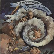 Click here for more info about 'Moody Blues - A Question Of Balance - 2nd'