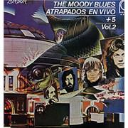 Click here for more info about 'Moody Blues - Atrapados En Vivo + 5 Vol 2'