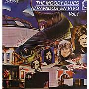 Click here for more info about 'Moody Blues - Atrapados En Vivo Vol 1'